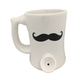 Wake n' Bake PIPEMUG | Mustache Model