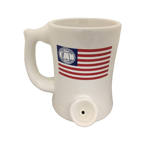 Wake n' Bake PIPEMUG | American Flag