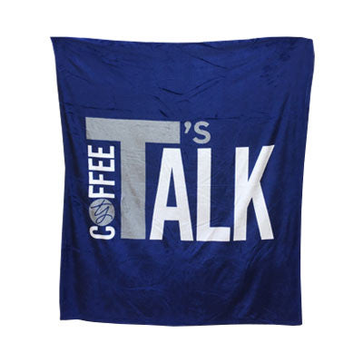 T's Coffee Talk Blanket