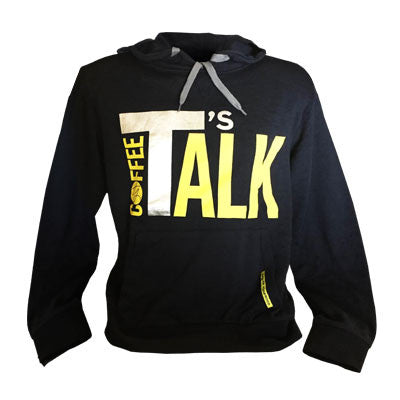 NEW - Coffee Talk Navy Hoodie