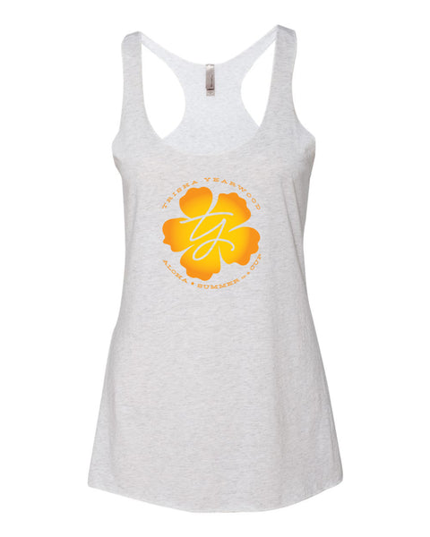 Aloha Summer in a Cup - Tank Top