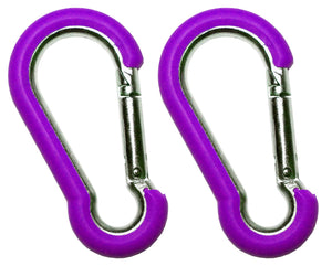 Hook It Clip - For a Limited Time Only - Classic Purple (2 per Pack)