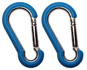 Hook It Clip - Blue (2 per Pack)