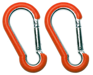 Hook It Clip - Orange (2 per Pack)