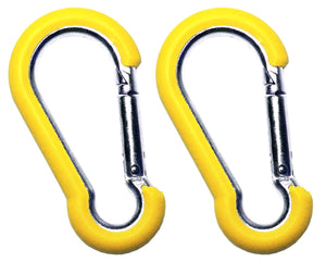 Hook It Clip - Yellow (2 per Pack)