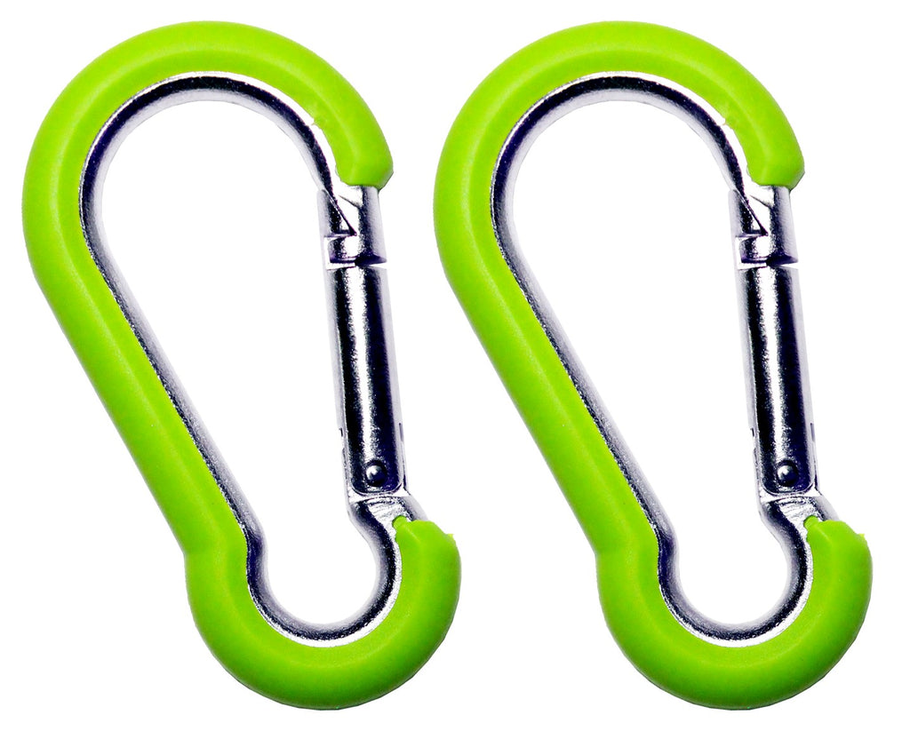 Hook It Clip - Lime Green (2 per Pack)