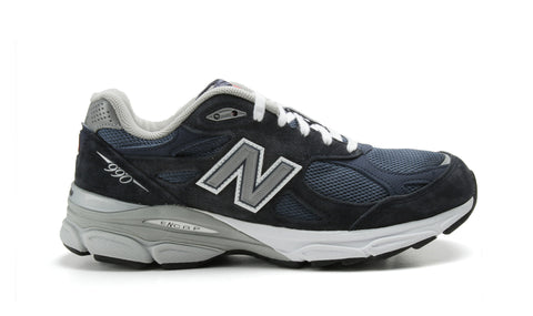 "NEW BALANCE 990 ""NAVY"" MENS"