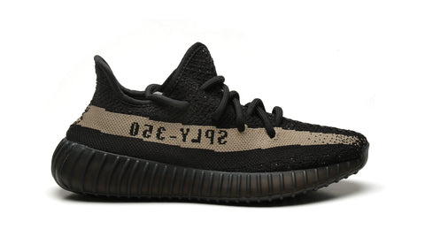 "YEEZY BOOST 350 V2 ""BLACK/GREEN"""