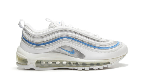 "NIKE AIR MAX 97 ""WHITE/BLUE"""