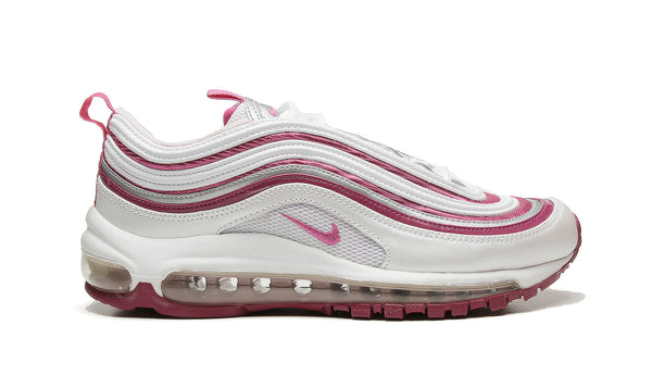 "NIKE AIR MAX 97 ""WHITE/PINK-PURPLE"""