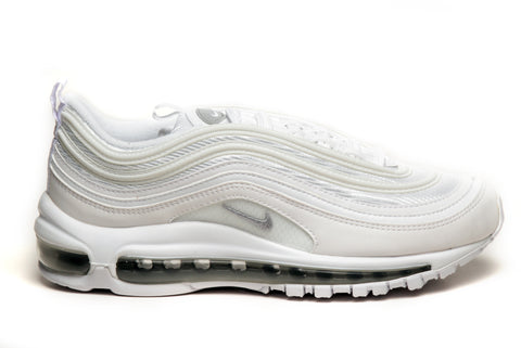 "NIKE AIR MAX 97 ""ALL WHITE"""