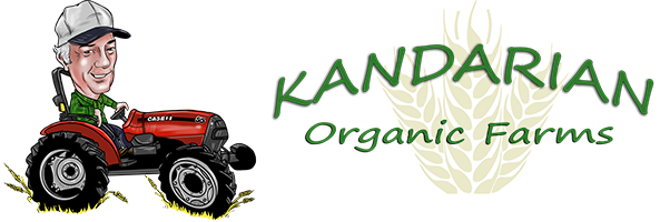 About Us Kandarian Organic Farms