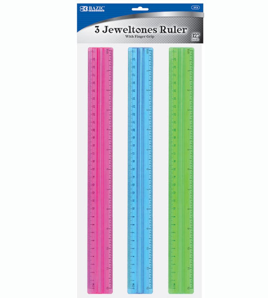 Jeweltones Ruler 3ct.