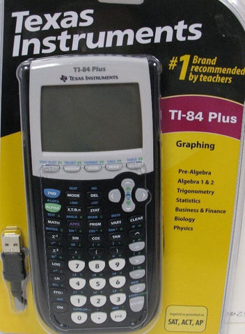 TI-84 Plus Calculator