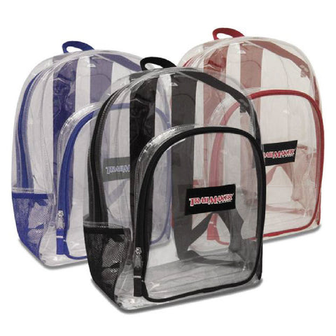 Backpack (Clear)
