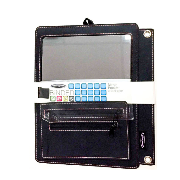Binder Mirror Pocket
