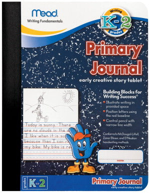 Primary Journal Composition Book - Mead
