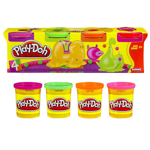 Play-Doh 4ct.
