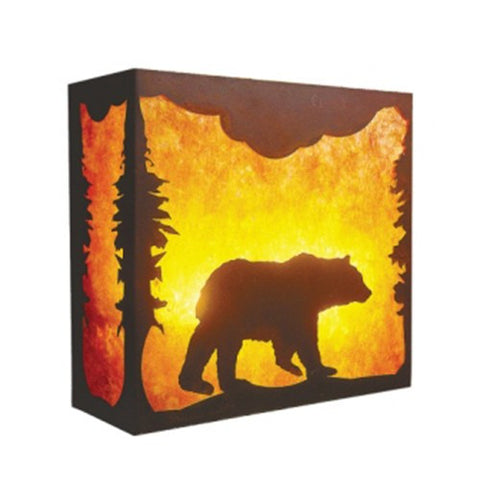 Nature Sconce - BEAR