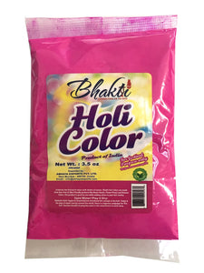 Zenia Holi Color Powder Pink Colour Festival Colors (2lb)