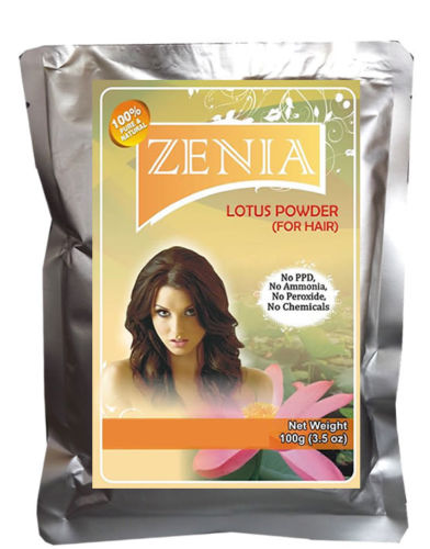 Zenia Lotus Powder 100g