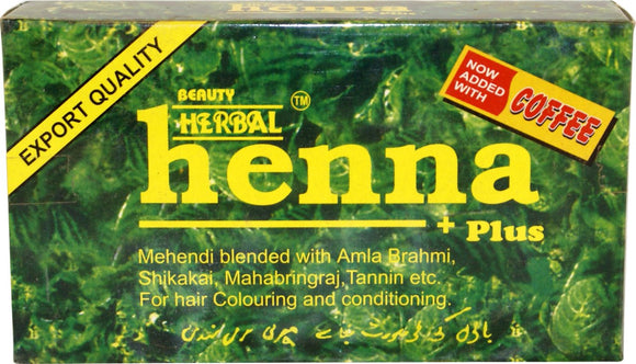Beauty Herbal Henna Plus 80g