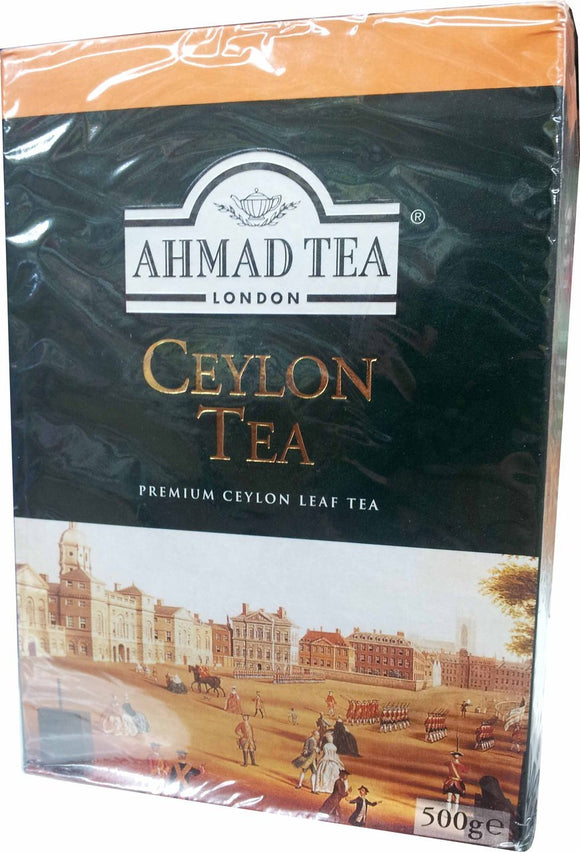 Ahmad Tea London Ceylon Tea 500g