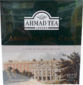 Ahmad Tea London Aromatic Earl Grey Tea 200g