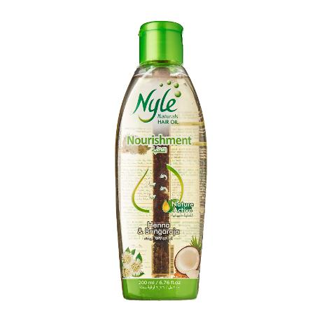 Nyle Nourishment Hair Oil 300ml