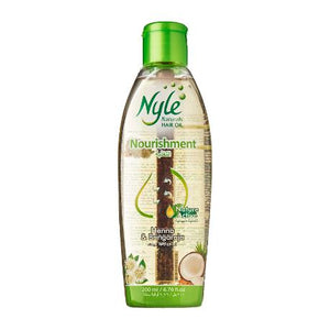 Nyle Nourishment Herbal Hair Oil 200ml
