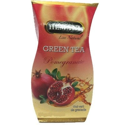 Hemani Green Tea Pomegranate 40g