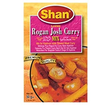 Shan Kashmiri Rogan Josh Curry 50g