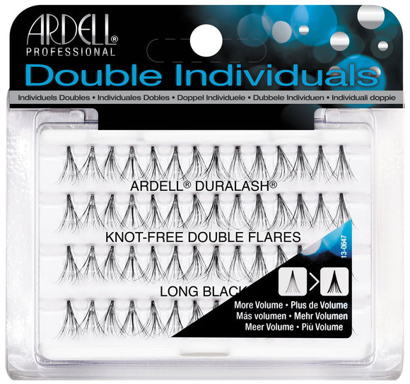 Ardell Natural Duralash Double Flares Long Black 61496