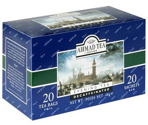Ahmad Tea London Evening Tea 20 Tea Bags