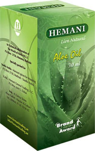 Hemani Aloe Essential Oil 30ml