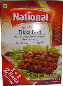 National Spice Mix Tikka Boti 100g
