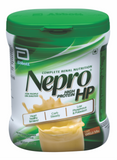 Abbott Nepro High Protein HP Dialysis Care 400g (Vanilla Toffee Flavor)