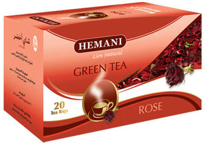 Hemani Green Tea Rose 40g