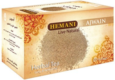 Hemani Herbal Tea Ajwain 40g