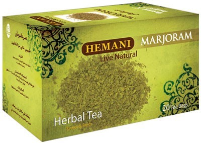 Hemani Herbal Tea Marjoram 40g