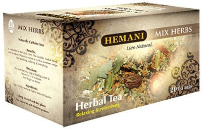 Hemani Herbal Tea Mix Herbs 40 Grams