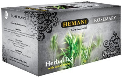 Hemani Herbal Tea Rosemary 40g