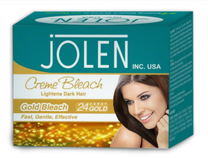 Jolen Cream Gold Bleach 35gm