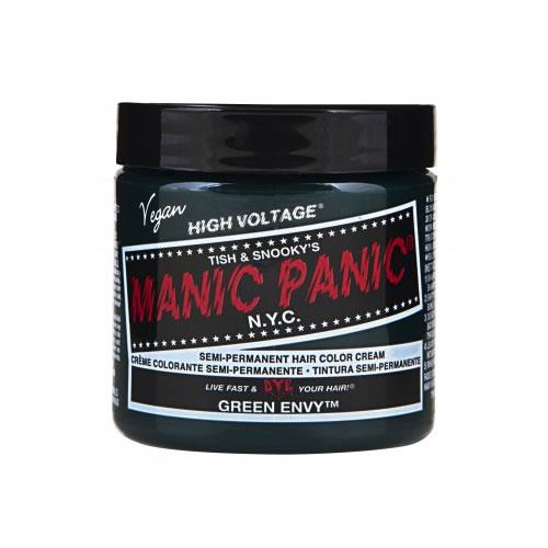 Manic Panic Green Envy Hair Color Cream