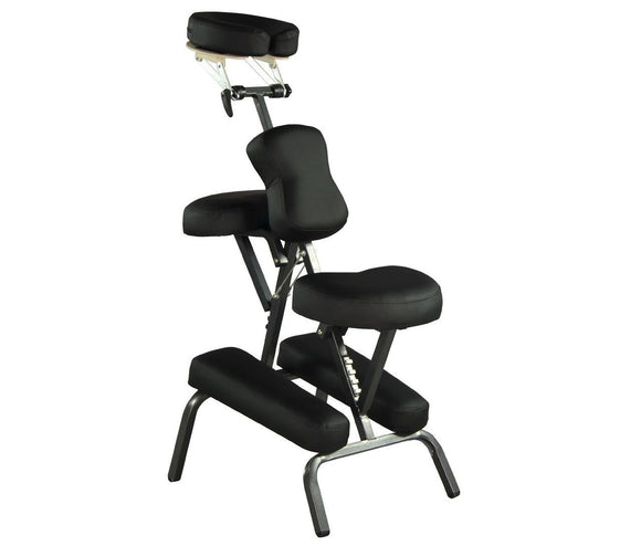 Best Massage Commercial Series Professional Portable Massage Chair - Black