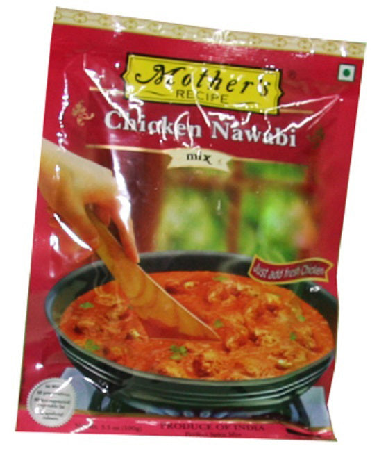 Mother's Recipe Chicken Nawabi 80g
