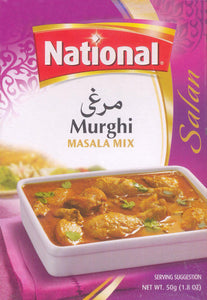 National Murghi Masala Mix 50g