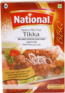 National Spice Mix For Tikka 100g