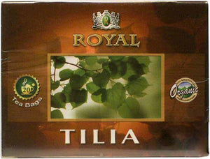 Royal Tilia Tea 20 Tea Bags