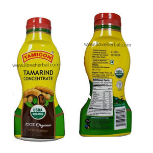 Tamicon tamarind paste USDA Organic 300gram